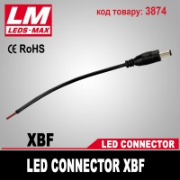 LED Connector XBF (код товара 3874)