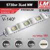 Светодиодный модуль 5730GP 3Led NW (IP68; 0.9W; 86 Lm; 4000K) (код товара 1501)