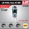 Светодиодный пиксельный модуль LM PIXEL 9mm 5V WW (код товара 1800)