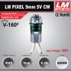 Светодиодный пиксельный модуль LM PIXEL 9mm 5V CW (код товара 1801)