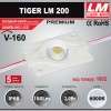 Светодиодный модуль одинарный TIGER LM 200 (IP68; 2,0W; 180Lm) (код товара 1602)